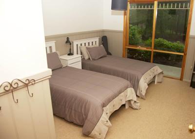 Third Bedroom - 2 King Singles