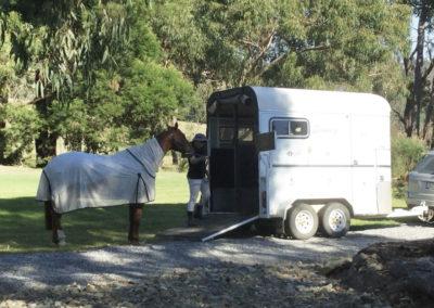 Horse-float