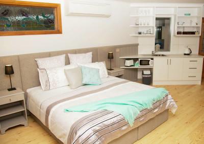 Main King Bed
